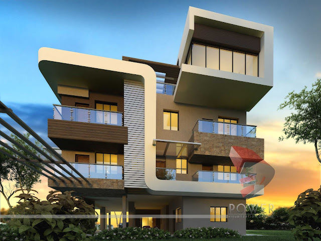 Ultra Modern House Plans,ultra modern art,3d architectural exterior view