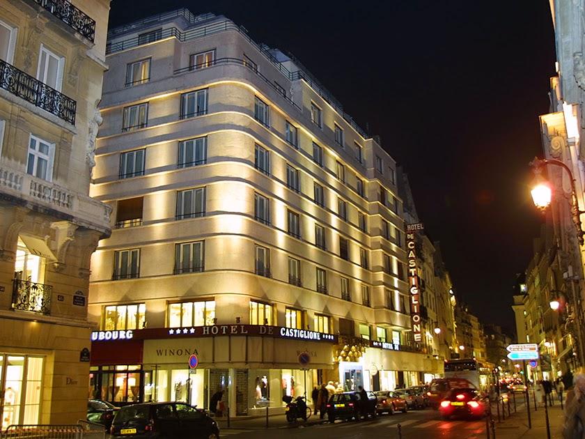 Hotel Castiglione Paris