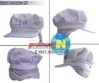 buat topi seragam produksi, bikin topi seragam produksi , pesan topi seragam produksi, order topi seragam kerja,