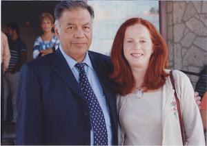 Dr. Isaac Goiz  & Helena Guerrero