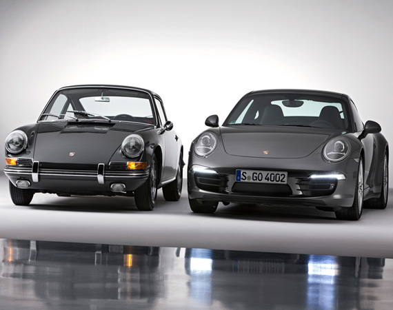 What Would David Bowie Do The Porsche 911 At 50 No Need