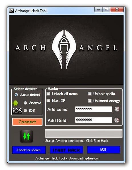 archangel hack