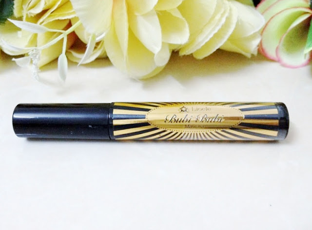 Lilies Shop's Lioele Bubi Bubi Mascara #2 Pinky Brown review