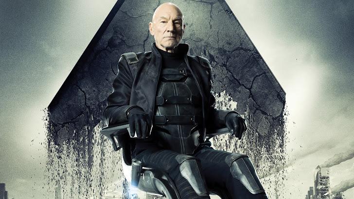 Professor X X Men 2014