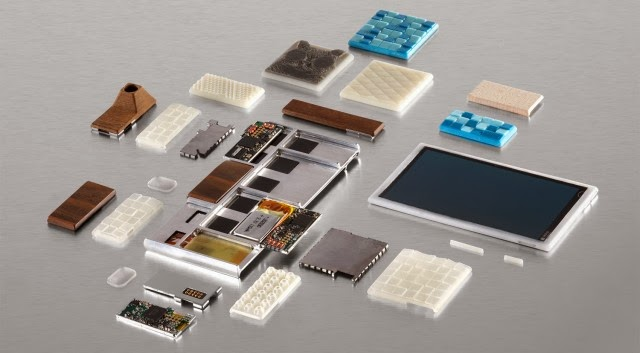 Project Ara: Modular smartphone