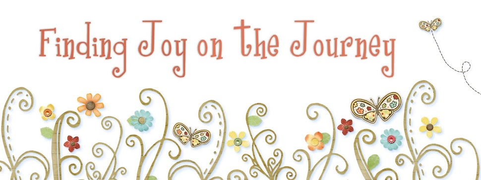 Finding Joy on the Journey