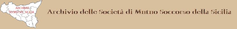 Archivio delle Società di Mutuo Soccorso della Sicilia