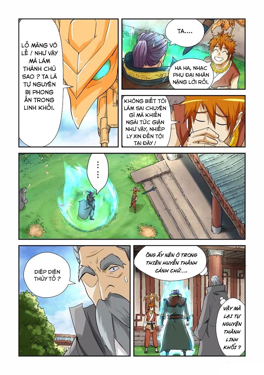 Tales of Demons and Gods chap 120.5 Trang 4 - Mangak.info