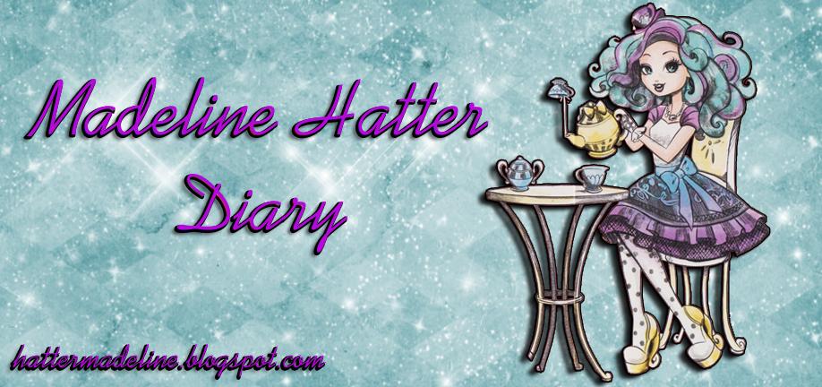 Madeline Hatter Diary