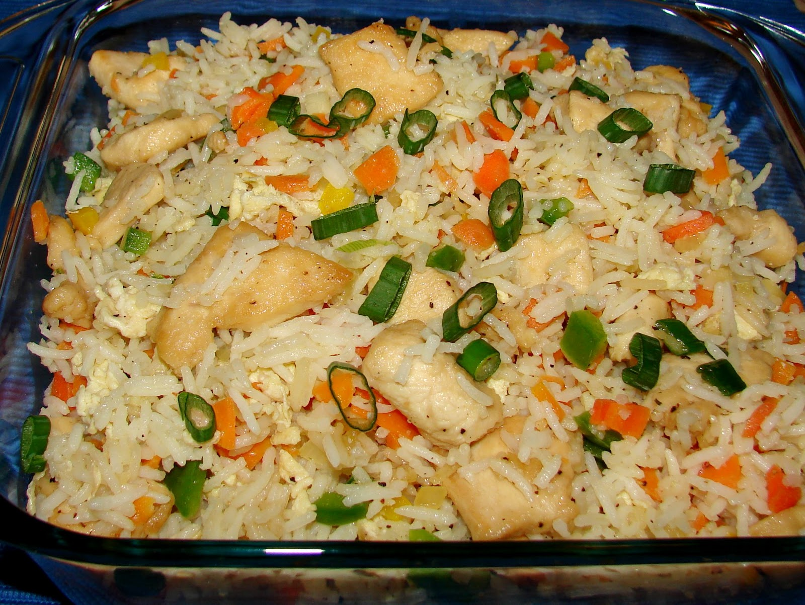 Chicken and Rice - Make Chicken and Rice Recipe - With Video | Dare to ...