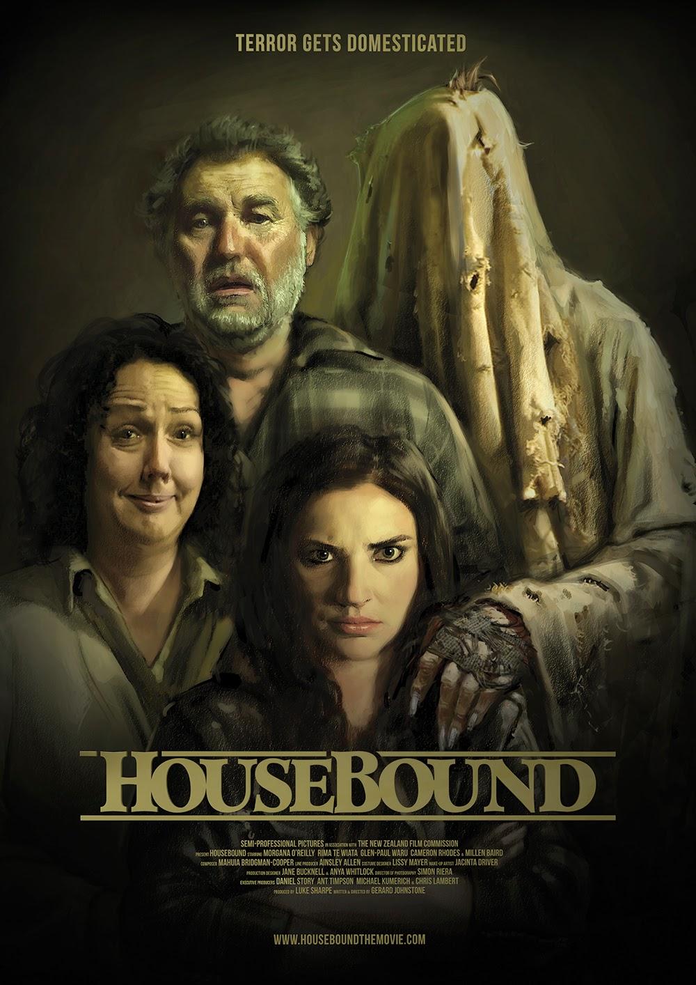 Housebound 2014 Hdrip tainies online oipeirates