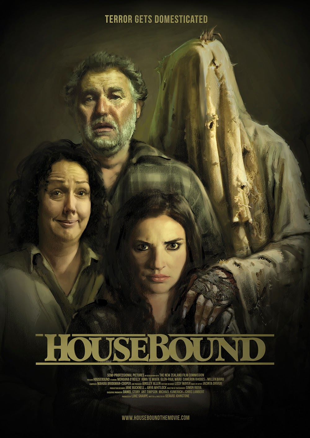 Housebound 2014 Hdrip ταινιες online seires xrysoi greek subs