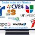 Lo + visto de la TVboricua (semana 12 al 18 de septiembre de 2011)