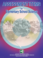 NISMED comes out with book of assessment items for elementary school science
