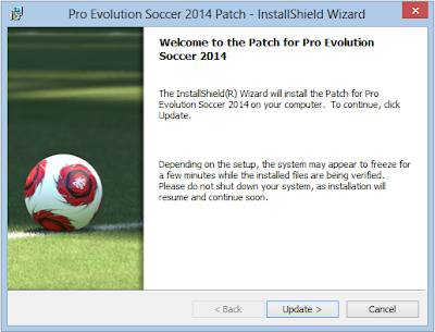 PES 2014 1.01 Official Patch By KONAMI