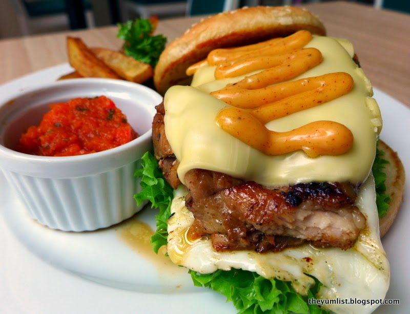 Jargon, Bar and Diner, Kuala Lumpur