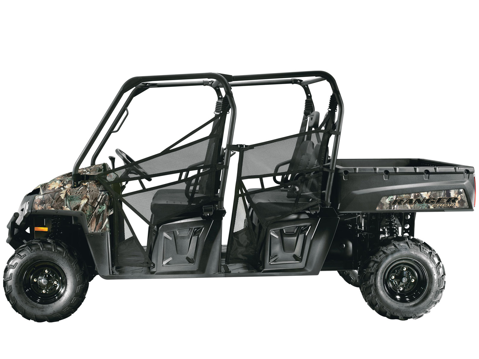 2015 Polaris Ranger Crew 500 Car Interior Design