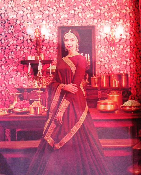 Deepika Padukone Photoshoot for Nilaya by Sabyasachi