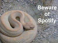 Beware of Spotify image