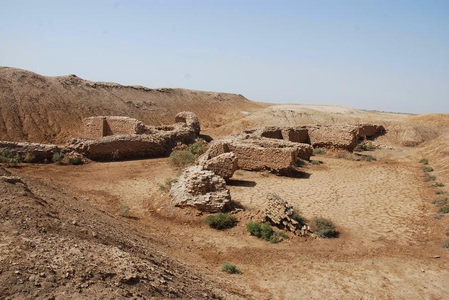 Kadim Şehirler - Girsu (Irak)