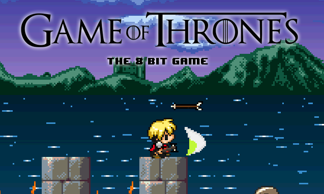 Game of Thrones: Juego 8-bit Titulo+(1)