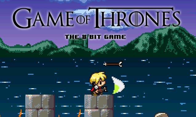 El videojuego de Juego de Tronos en 8 Bits Titulo+(1)