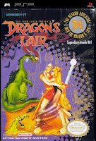 Dragon's Lair – PSP