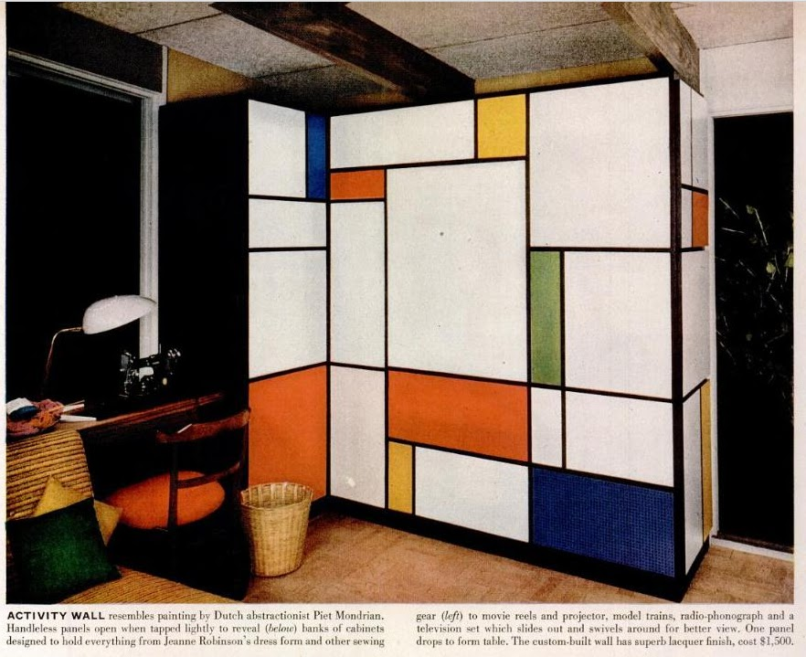 OH  MAN  MAN  Are you seeing this   While at first  I thought it was a  cutesy nod to Piet Mondrian s famous abstract compositions  it turns out. My Pretty Baby Cried She Was a Bird  Mondrian Wall of Your Dreams