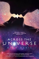 cover image of Across the Universe by Beth Revis published by Razorbill