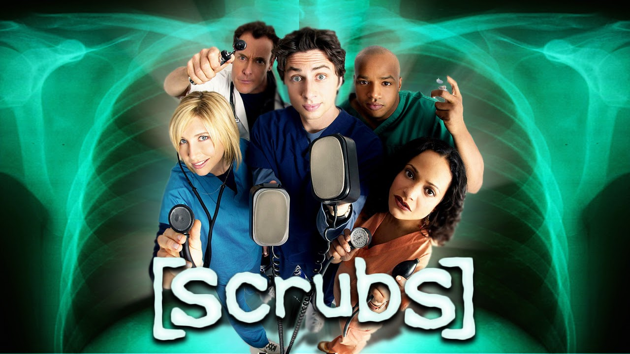 Scrubs Posters | Tv Series All Poster