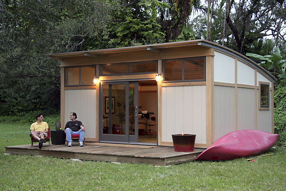 Small Modern Prefab Homes Kits