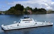 electric car ferry