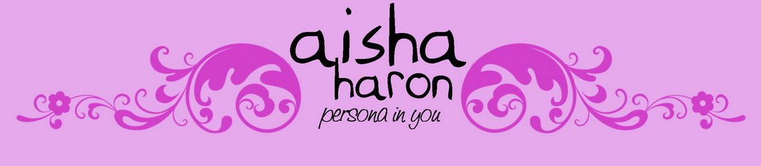 Aisha Haron - Persona In You