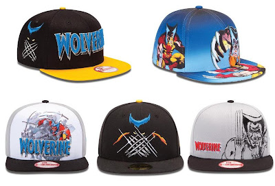 New Era x TheBlotSays.com The Wolverine Hat Giveaway