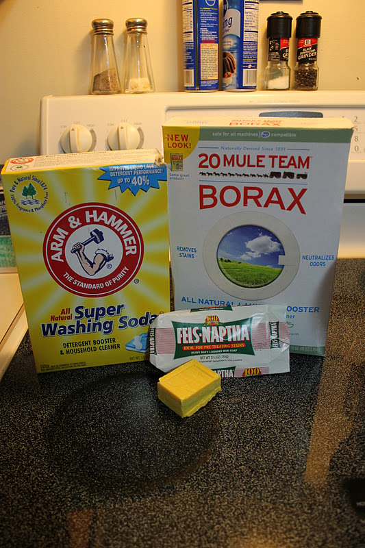 Laundry Soap Recipe With Dawn Laundry Soap Re.