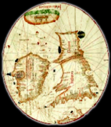 The Franco Rosselli map of 1508: Out-of-place Artifacts