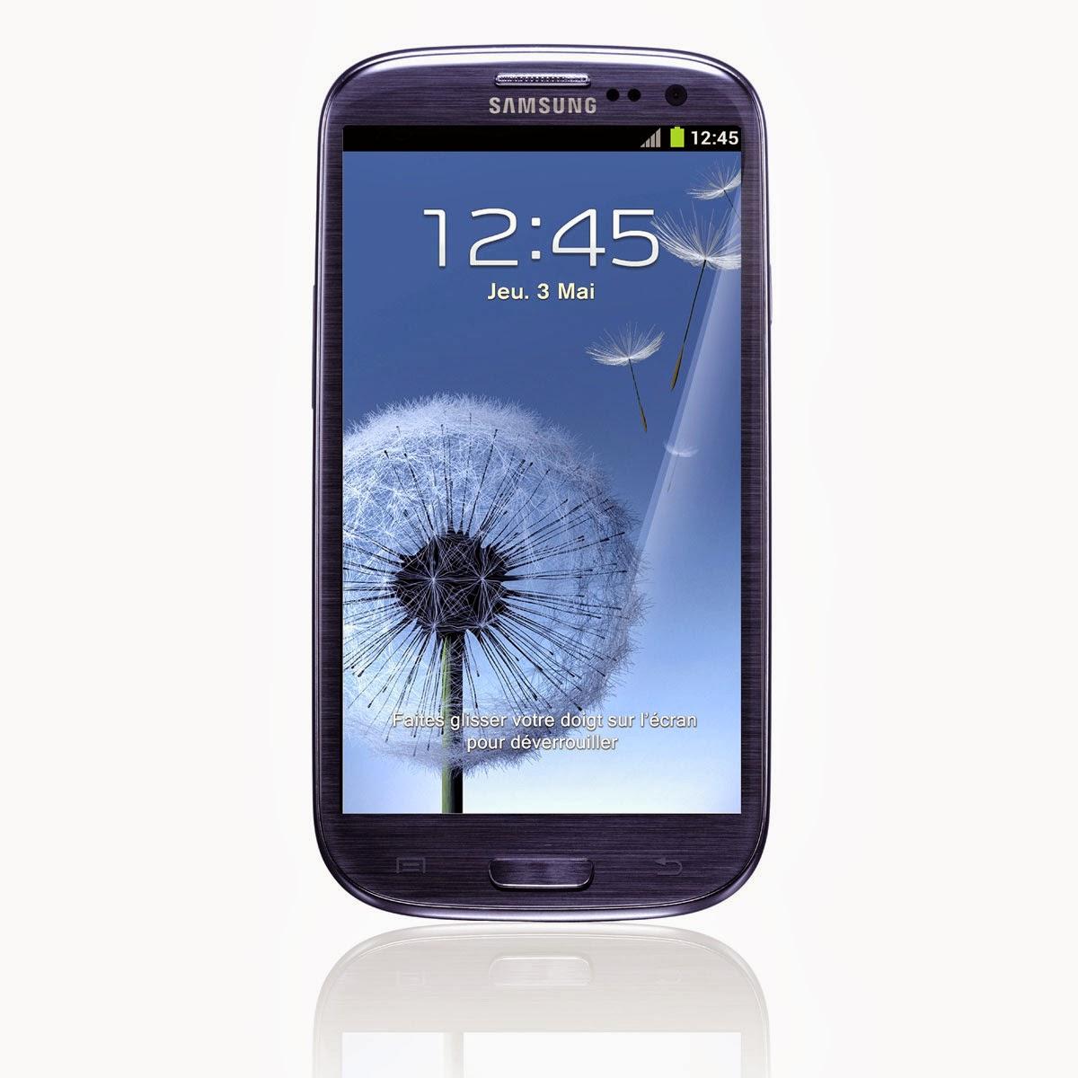 Samsung Galaxy S3 16Go Bleu Comparaison Smartphone