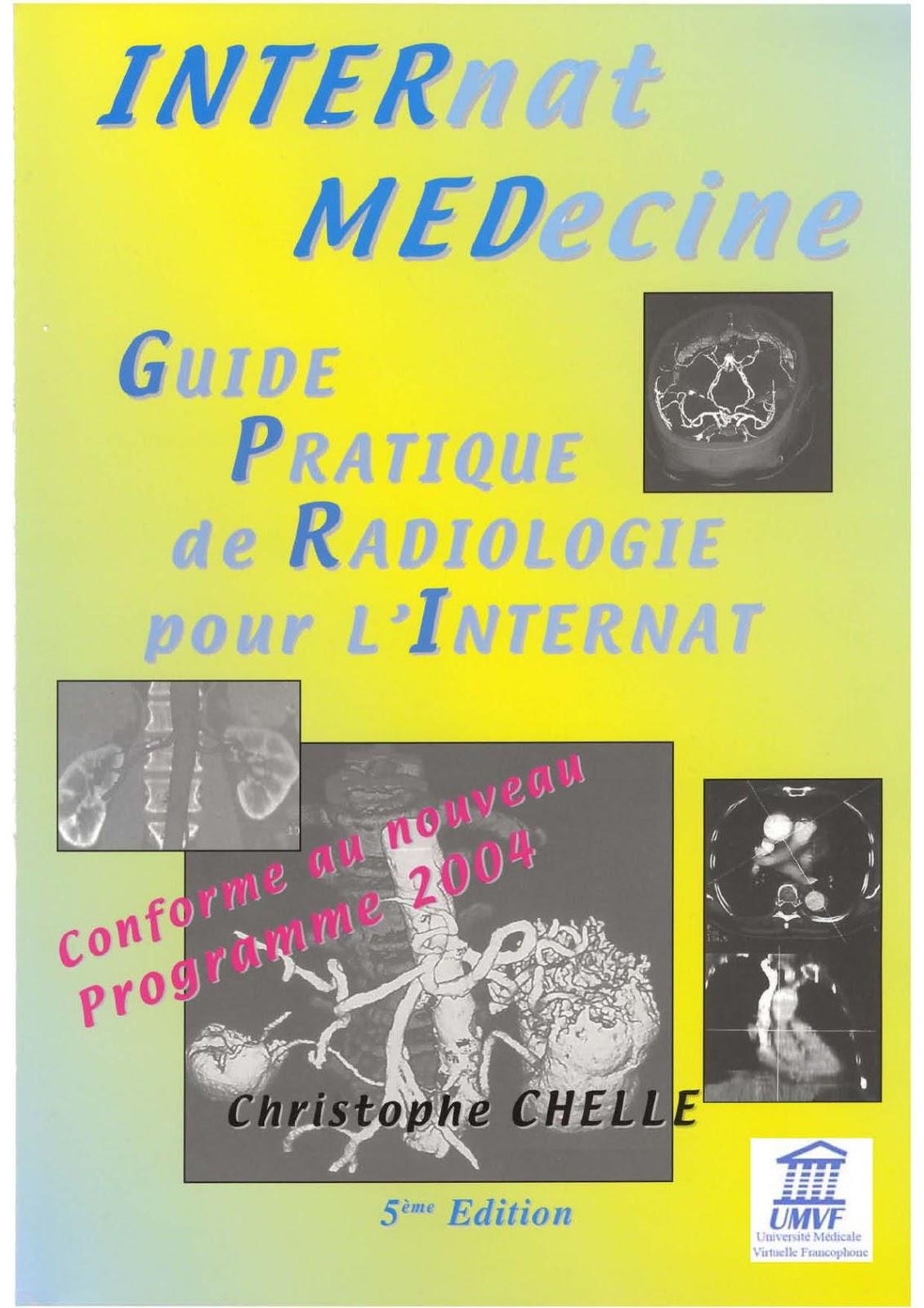 Telecharger Guide Pratique De Radiologie Pour L Internat