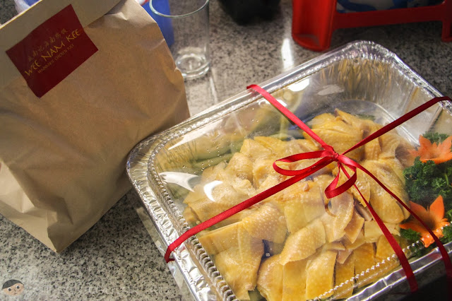 Take Out - The Signature Hainanese Chicken of Wee Nam Kee