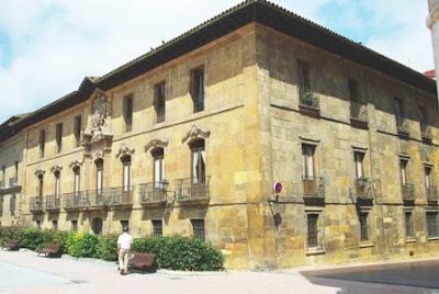 palacio de Valdecarzana, Oviedo