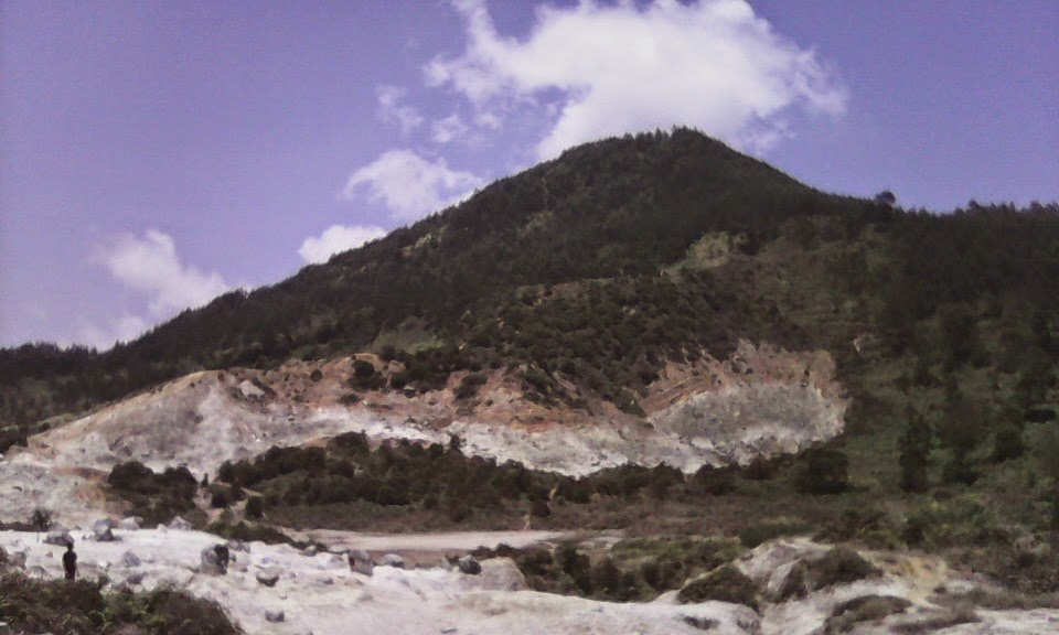Kawah Sikidang Banjarnegara