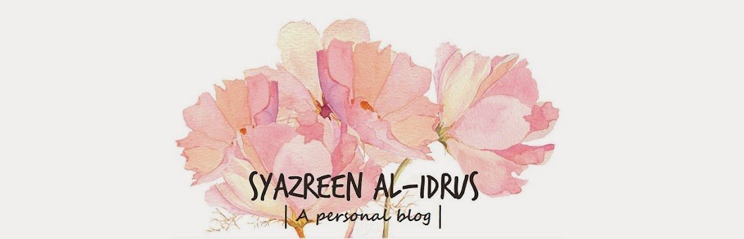 Sharifah Syazreen Al-Idrus