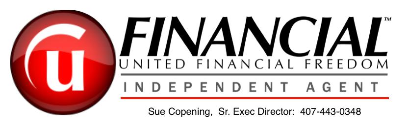 UFF Independent Agent