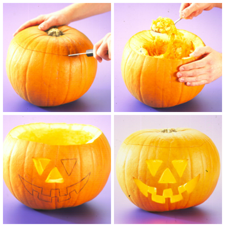 Как сделать тыкву для хэллоуина своими руками 389