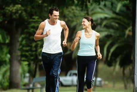 Hidup Sehat - Olahraga rutin