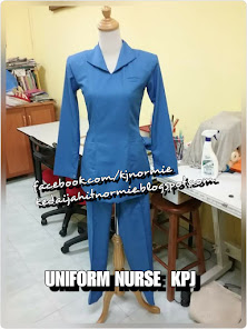 UNIFORM NURSE KPJ