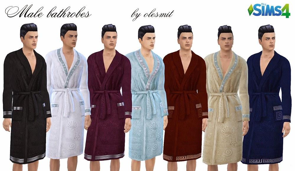 Мужская повседневная одежда M_bathrobes