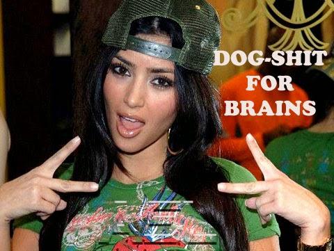 Kardashian cunt Kim