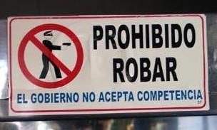 Pedagogía Negra prohibido robar