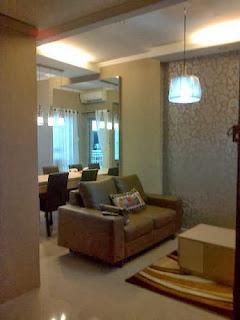 Sewa Harian Apartemen Sudirman Park jakarta pusat